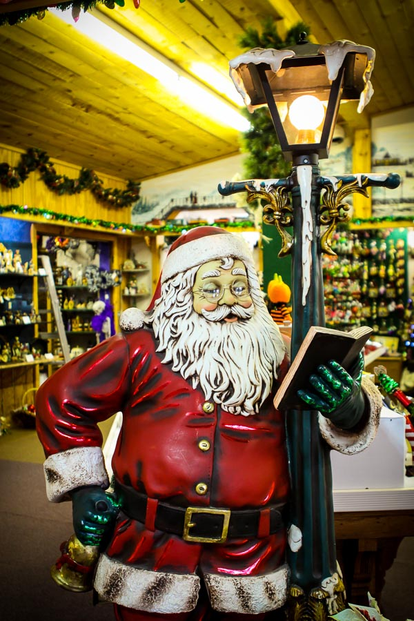 Contact Us - Christmas Village - Rapid City, South Dakota